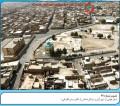 تصویر هوایی از شهرستان آران و بیدگل